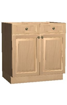 "33"" Base Cabinet - Glenview Cherry"