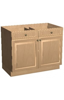"42"" Base Cabinet - Yorkshire Cherry"