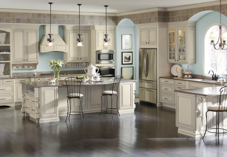 kitchen design - blue water kitchens and more - ready to assemble