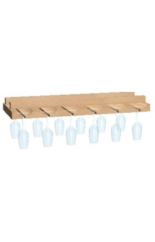 Stem Glass Holder - Arbor White