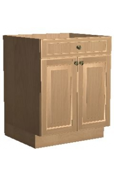 "27"" Base Cabinet - Glenview Cherry"