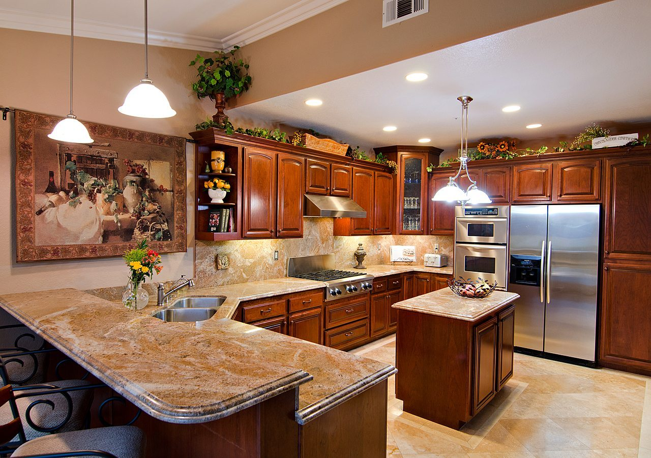 Granite and Natural Stone - Blue Water Kitchens and More ...