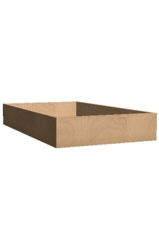 "24"" Roll Out Tray - Glenview Cherry"