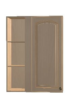 "27"" x 30"" Blind Corner Wall Cabinet - Glenview Cherry"
