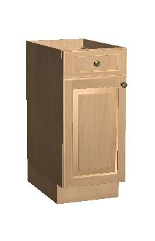 "15"" Base Cabinet - Glenview Cherry"